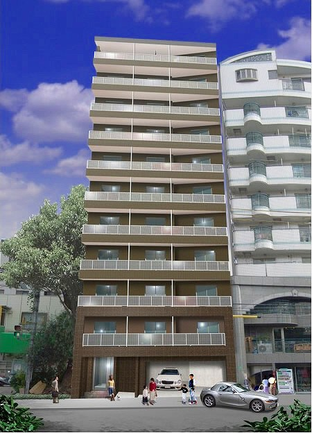 神戸市中央区元町通(神戸市営地下鉄海岸線みなと元町)のマンション外観写真