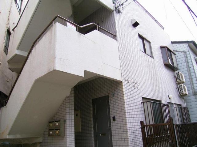 神戸市中央区山本通(JR東海道本線(近畿)元町)のマンション外観写真