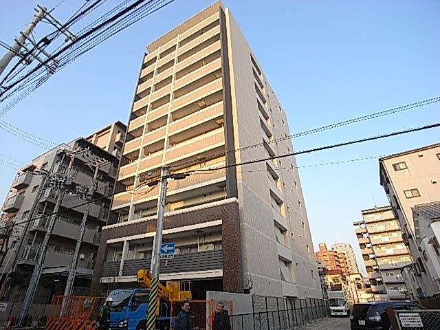 神戸市中央区日暮通(阪急神戸線春日野道)のマンション外観写真