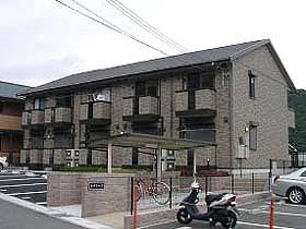神戸市北区谷上西町(神戸電鉄有馬線谷上)のハイツ外観写真