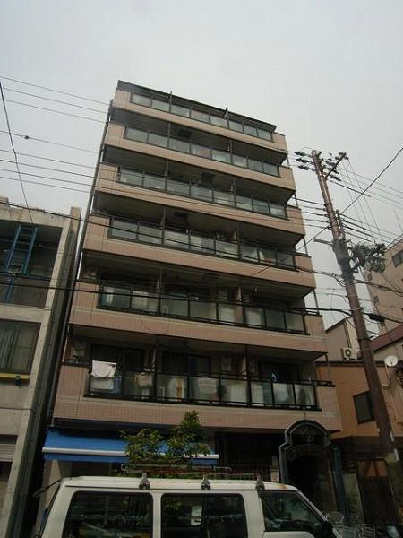神戸市中央区下山手通(神戸高速線花隈)のマンション外観写真
