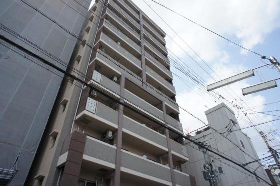 神戸市中央区雲井通(JR東海道本線(近畿)三ノ宮)のマンション外観写真