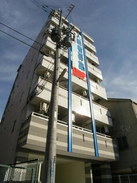 神戸市東灘区深江本町(阪神本線深江)のマンション外観写真