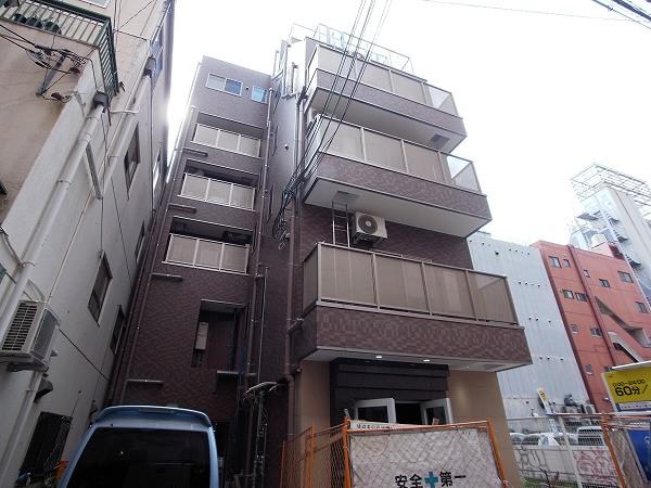 神戸市中央区加納町(神戸市営地下鉄線三宮)のマンション外観写真
