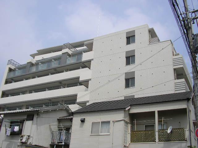 神戸市中央区日暮通(JR東海道本線(近畿)三ノ宮)のマンション外観写真