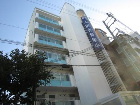 神戸市東灘区御影石町(阪神本線石屋川)のマンション外観写真