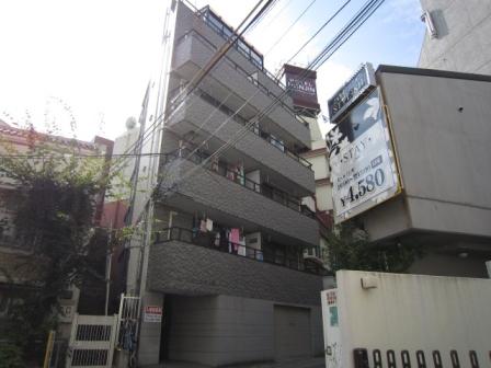 神戸市中央区中山手通(JR東海道本線(近畿)三ノ宮)のマンション外観写真