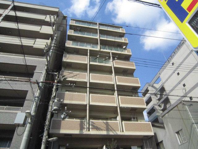 神戸市中央区元町通(JR東海道本線(近畿)元町)のマンション外観写真