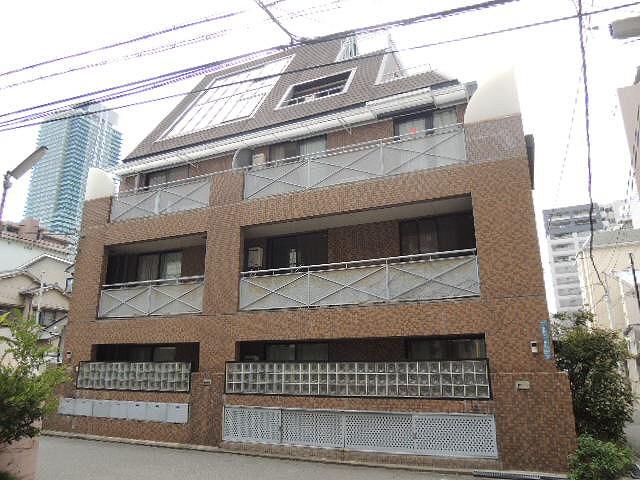 神戸市中央区二宮町(JR東海道本線(近畿)三ノ宮)のマンション外観写真
