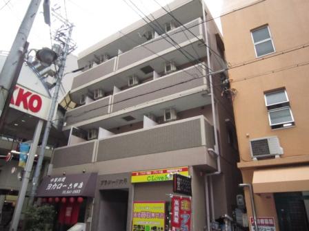 神戸市灘区森後町(JR東海道本線(近畿)六甲道)のマンション外観写真