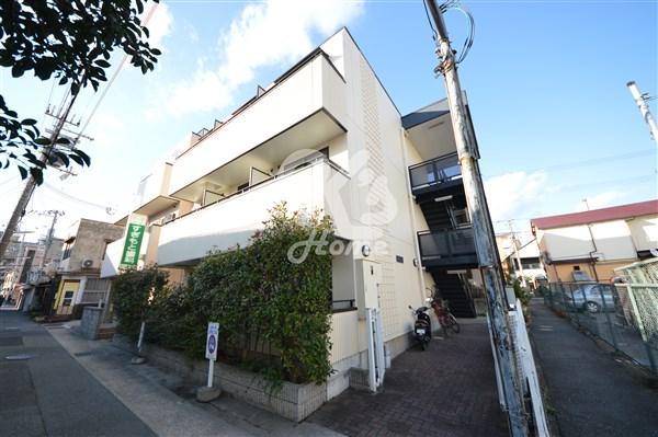 神戸市須磨区大池町(神戸市営地下鉄線板宿)のマンション外観写真