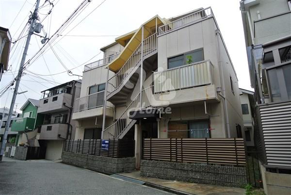 神戸市須磨区北町(JR山陽本線須磨海浜公園)のマンション外観写真
