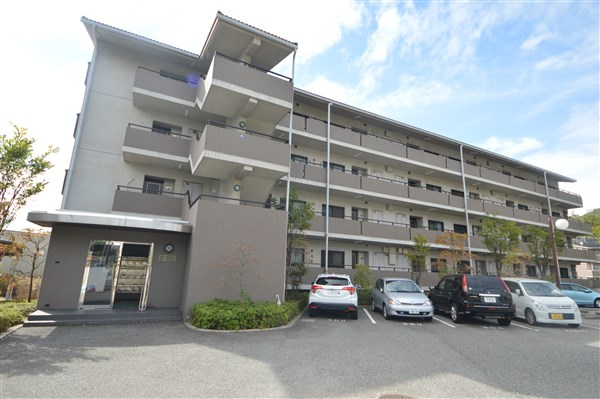 神戸市長田区房王寺町(神戸電鉄有馬線長田)のマンション外観写真