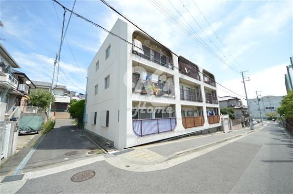 神戸市長田区腕塚町(神戸市営地下鉄海岸線駒ヶ林)のマンション外観写真