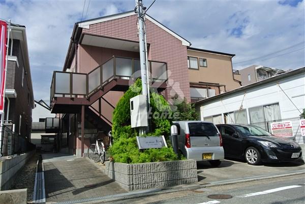神戸市須磨区飛松町(神戸市営地下鉄線板宿)のマンション外観写真