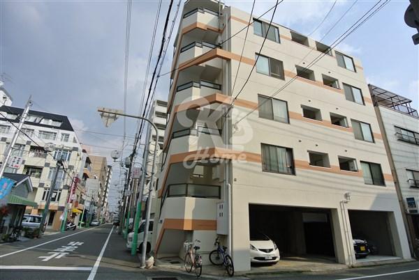 神戸市長田区若松町(神戸市営地下鉄海岸線新長田)のハイツ外観写真