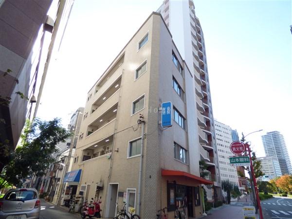 神戸市中央区中島通(JR東海道本線(近畿)三ノ宮)のマンション外観写真