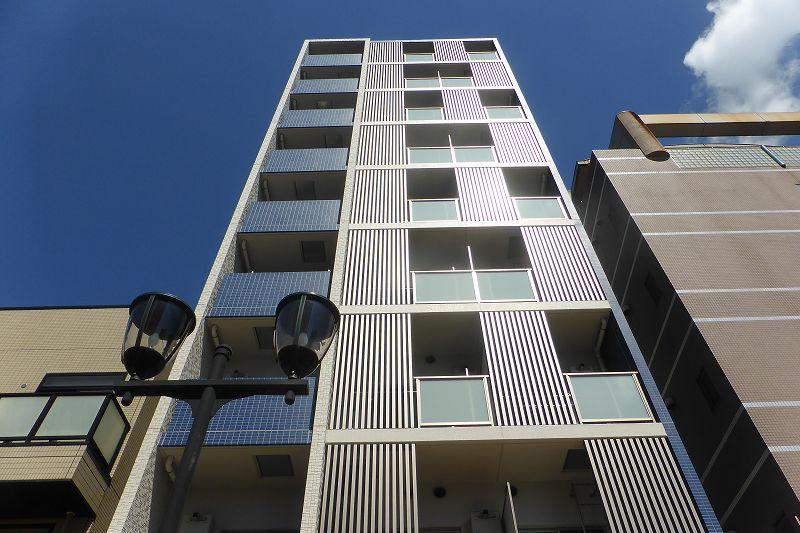 神戸市中央区楠町(JR東海道本線(近畿)神戸)のマンション外観写真