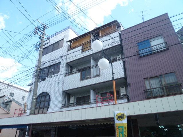 西宮市甲子園口(JR東海道本線(近畿)甲子園口)のマンション外観写真