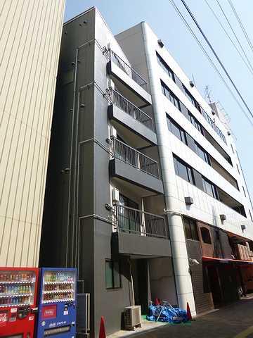 西宮市津門宝津町(阪神本線今津)のマンション外観写真