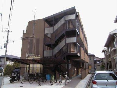 西宮市段上町(阪急今津線甲東園)のマンション外観写真