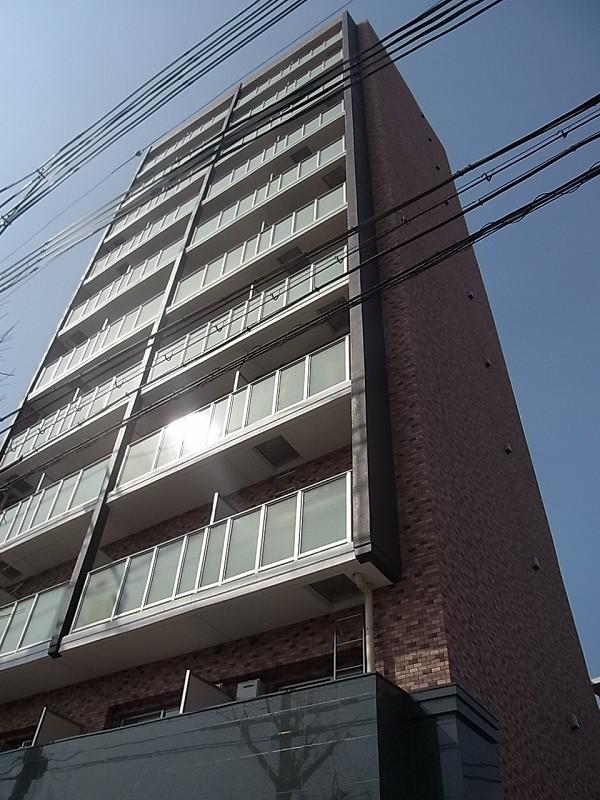 神戸市中央区国香通(JR東海道本線(近畿)三ノ宮)のマンション外観写真