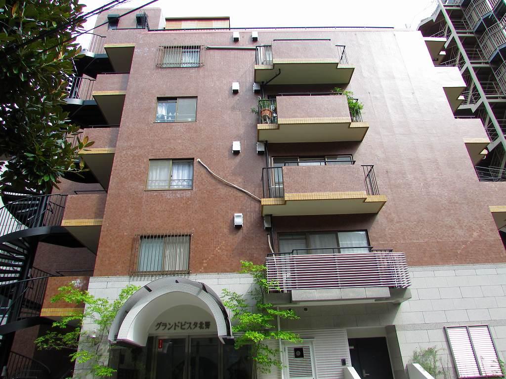 神戸市中央区加納町(JR東海道本線(近畿)三ノ宮)のマンション外観写真