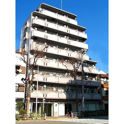 神戸市中央区熊内町(JR東海道本線(近畿)三ノ宮)のマンション外観写真