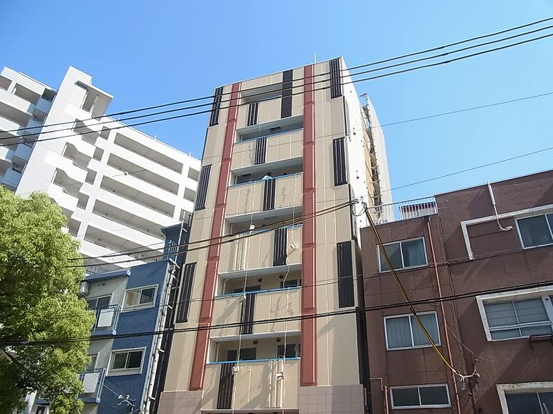 神戸市中央区相生町(JR東海道本線(近畿)神戸)のマンション外観写真