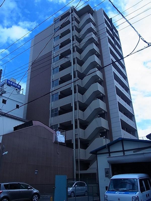 神戸市中央区琴ノ緒町(JR東海道本線(近畿)三ノ宮)のマンション外観写真