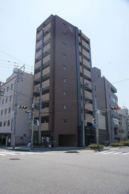 神戸市中央区東雲通(JR東海道本線(近畿)三ノ宮)のマンション外観写真